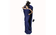 Cocoon MummyLiner microfiber twilight blue
